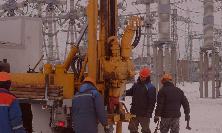 Инженерно геологические изыскания Геопроект