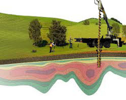 Инженерно геологические изыскания для частного дома